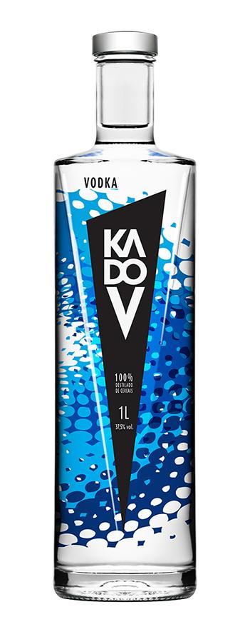 Vodka Kadov garante 'satisfação total ou dinheiro de volta' até 2016