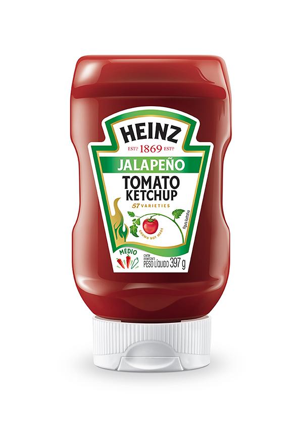 A família Heinz está crescendo