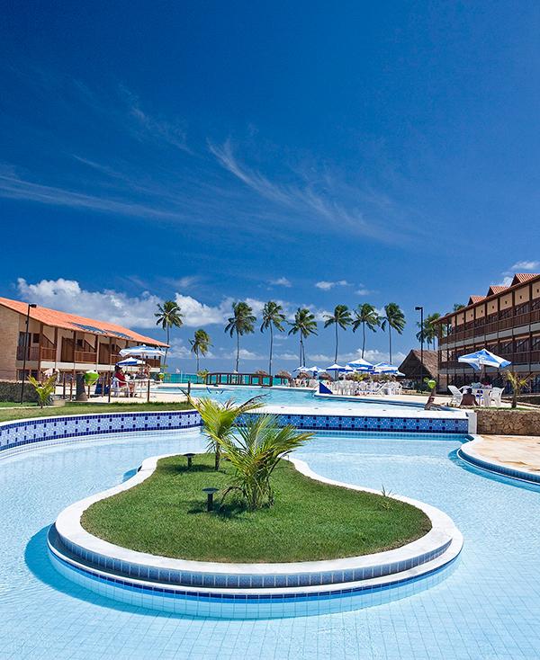 Destino de férias? Salinas de Maceió Beach Resort