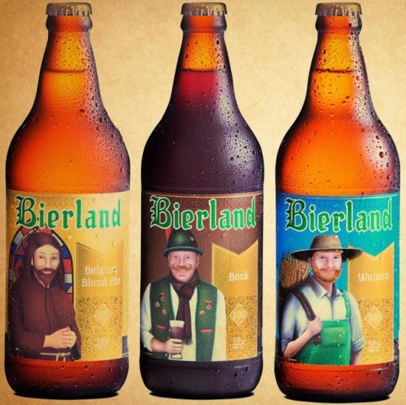 Três cervejas Bierland para brindar o Ano Novo