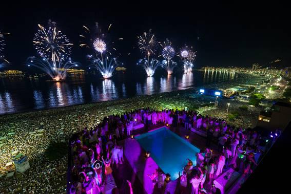 Festas de reveillon e natal no Portobay Rio Internacional