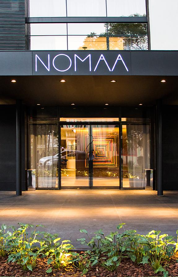 Brinde o fim de ano com a adega do Restaurante Nomade, do Nomaa Hotel Curitiba