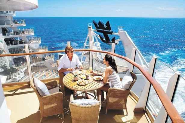Royal Caribbean Gourmet Reúne Chefs em alto Mar