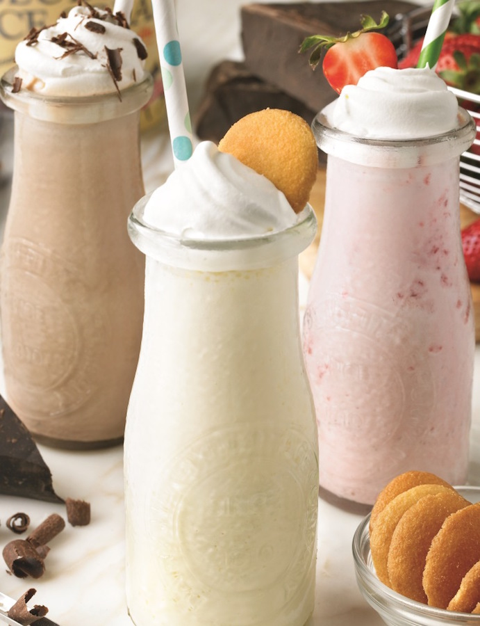 Milk Shakes Outback