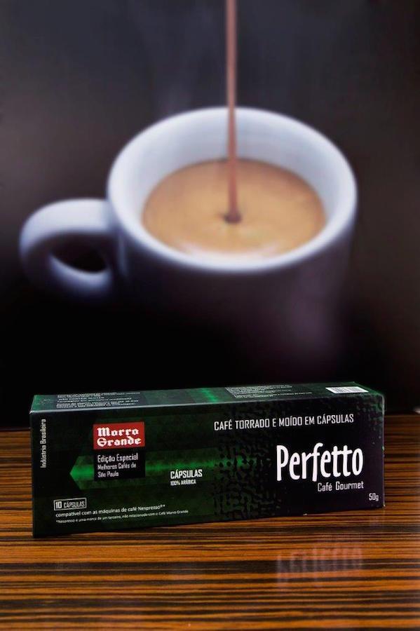 Safra Especial do Café Morro Grande ganha versão em cápsulas exclusivas e limitadas