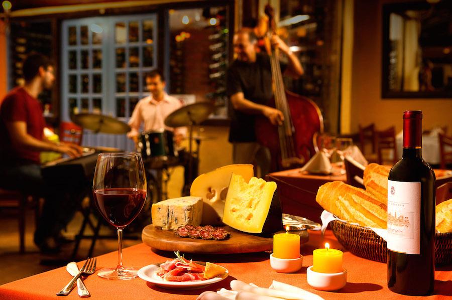 Sexta é dia de Jazz no Restaurante Vila Paraíso em Campinas