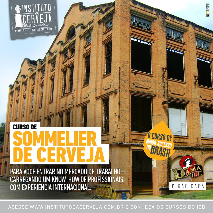 Curso de Sommelier de Cervejas abre nova turma na Dama Bier em Piracicaba