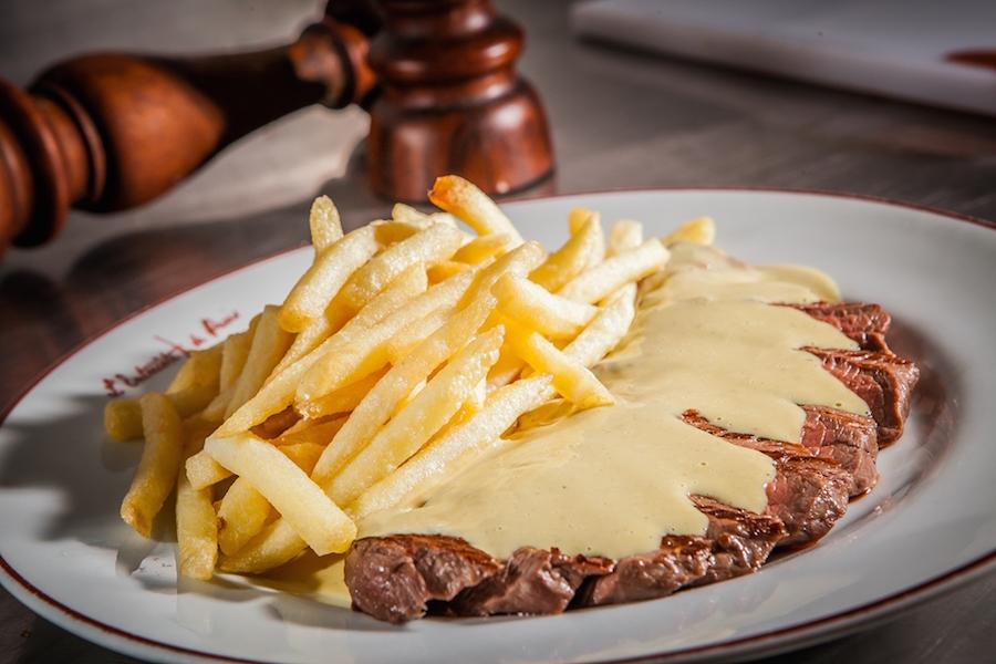 L'Entrecôte de Paris participa do Campinas Restaurante Week que vai até o dia 1º de Maio.