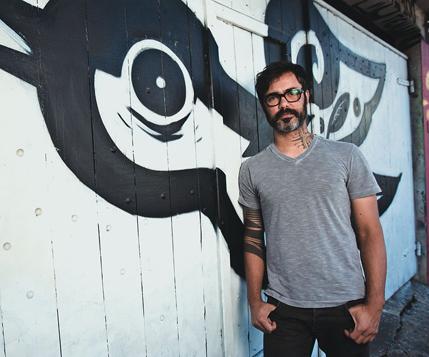 Vinícola Miolo lança rótulo com obra do grafiteiro Speto