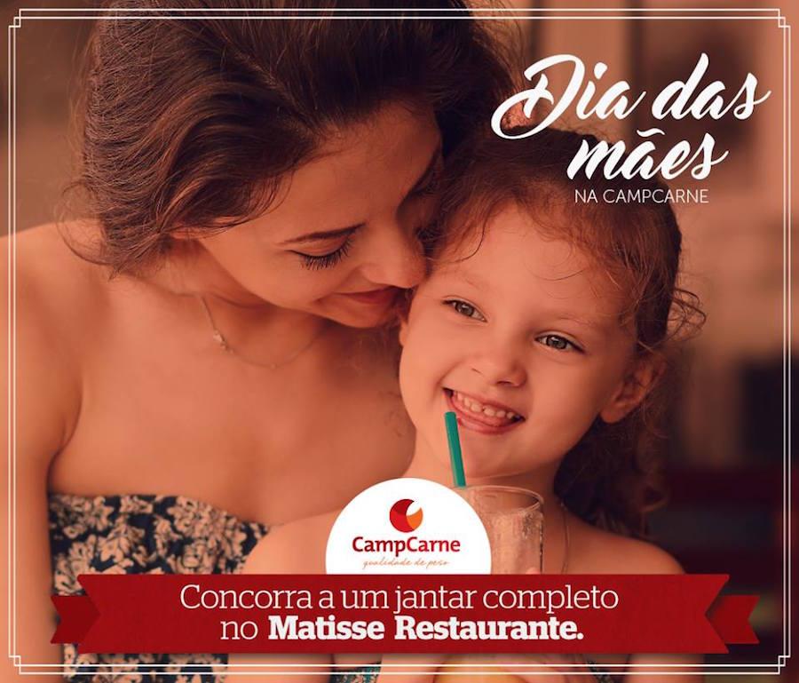 CampCarne em Campinas sorteia jantar no Matisse Restaurante