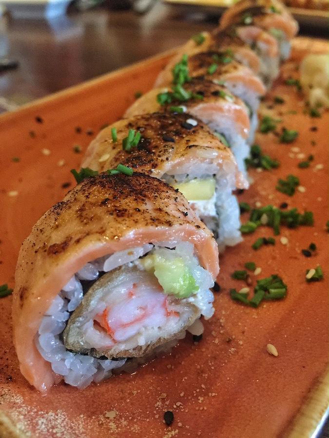 P.F Chang's lança novo menu com Sushis e Tartares no melhor american style