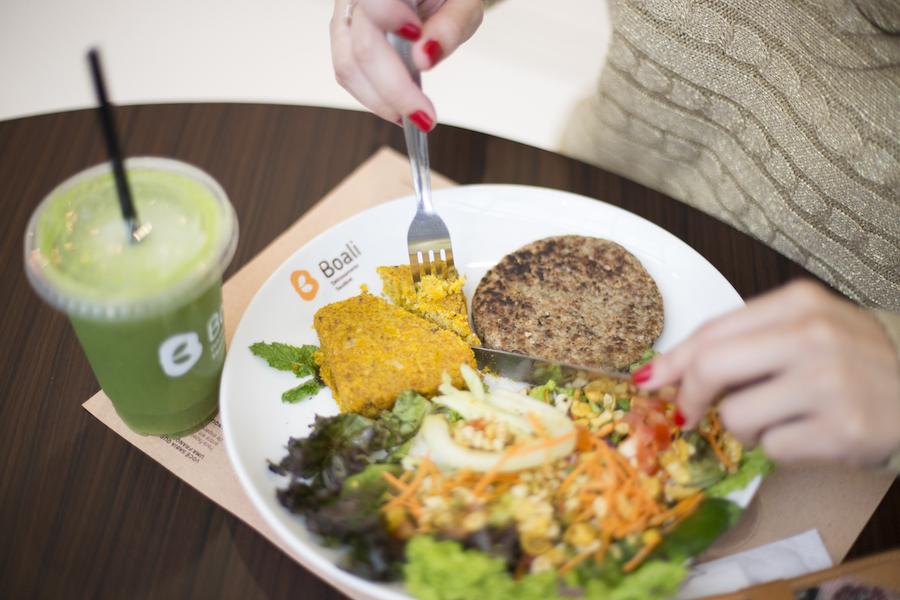 Restaurante Boali leva Comida Saudável para Campinas