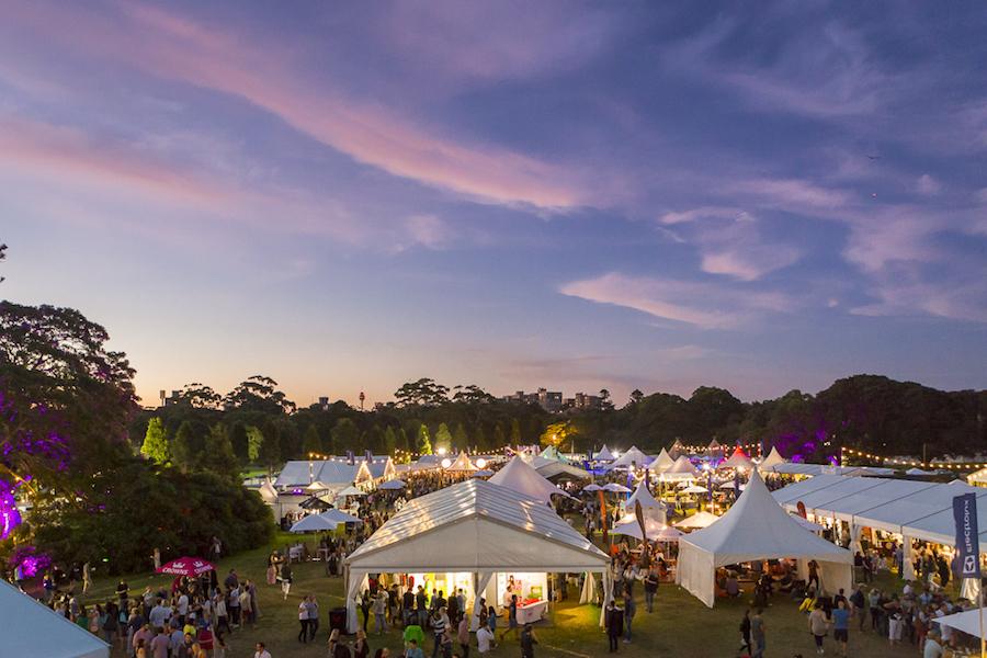 Taste of Sydney na Austrália! Taste of São Paulo acontece pela primeira vez em setembro.