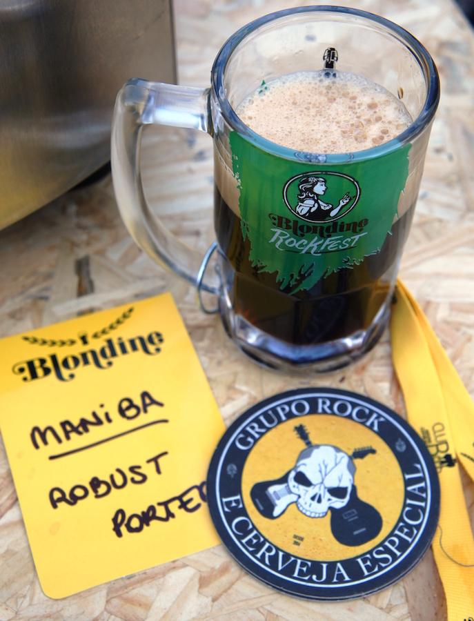 Cervejaria convidada Maniba