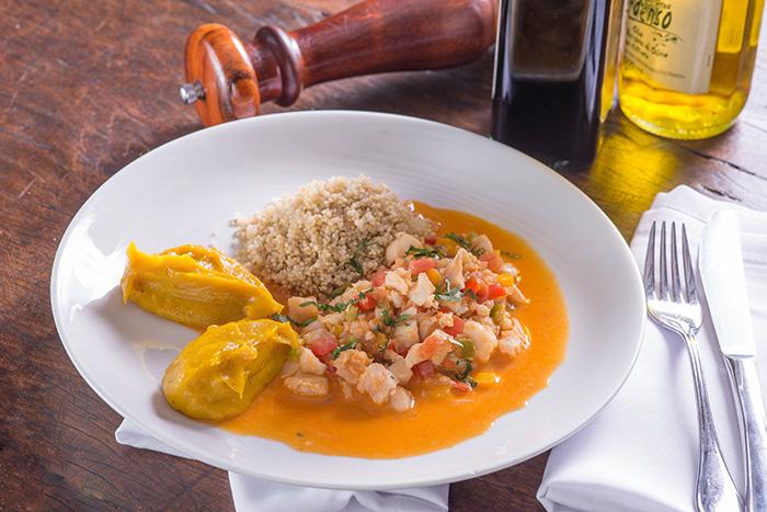 Restaurante Serafina lança novo Menu Fit da musa Gabriela Pugliesi