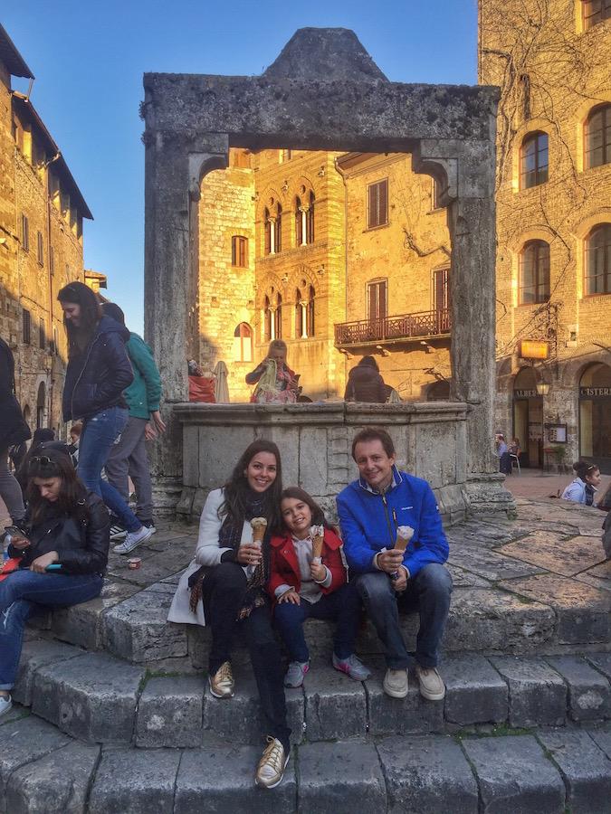 Minha Viagem para San Gimignano e o Melhor Gelato do Mundo na Toscana