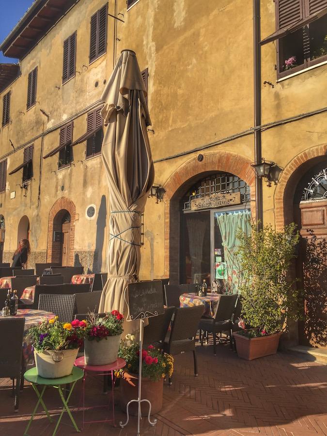 Roteiro pela Toscana, conhecendo San Gimignano.