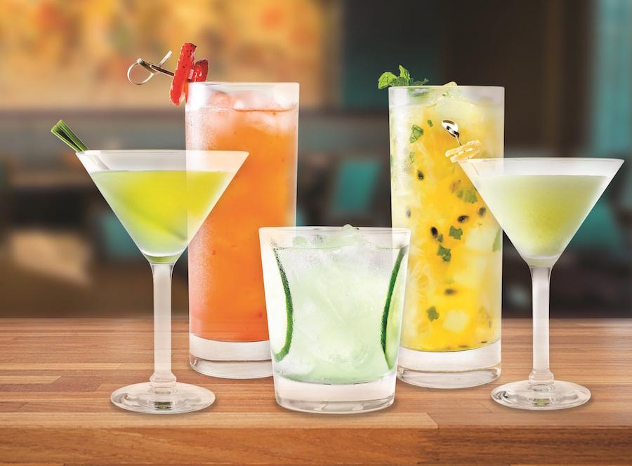 P.F.Chang's lança novos drinks para a estação mais refrescante do ano