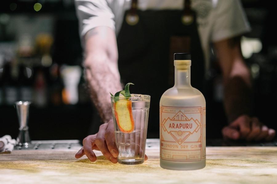 Arapuru é o 1º London Dry Gin Produzido no Brasil