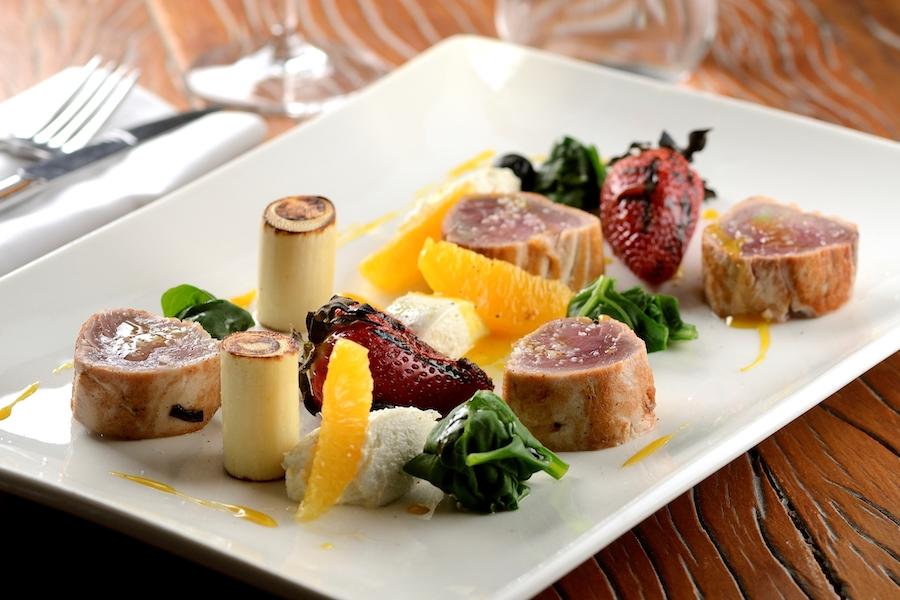 Restaurante Picchi cria menu especial para as ceias de Natal e Reveillon. Foto Wellington Nemeth