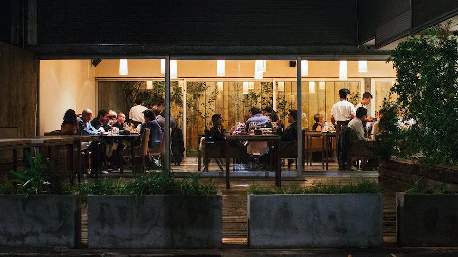 Restaurantes em Santiago no Chile 1