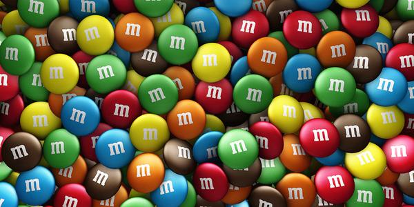 M&M's completa 80 anos